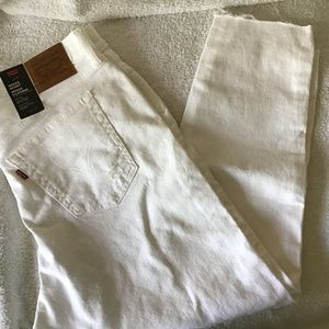 NWT Levi's Modern stretch wedgie skinny distressed